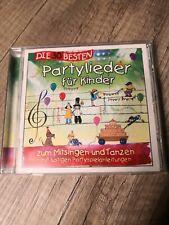 Die 30 besten Partylieder für Kinder (2012)