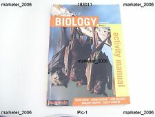 NATURE OF BIOLOGY BOOK 1 ACTIVITY MANUAL LESLIE GLEESON MCCOOEY 3RD ED 2006