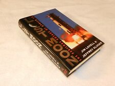 """NASA & SPACE   """"LOST MOON: THE PERILOUS VOYAGE OF APOLLO 13"""" Signed - Jim Lovell"""