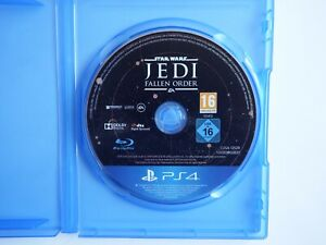 Star Wars Jedi: Fallen Order on PS4...Disc in MINT Condition (Game Disc Only)