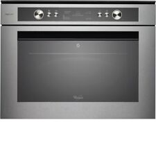 Whirlpool Fusion AMW834/IXL Built In Stainless Steel Microwave & Grill - NEW