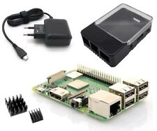 Raspberry Pi 3 Modell B+ (neues 2018 Modell) Light Starter Kit Bundle Set