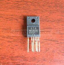 1PCS  New SANKEN STRW6053S STR-W6053S TO220F-6