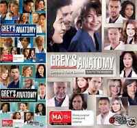 Grey's Anatomy Season 8, 9 & 10 : NEW DVD