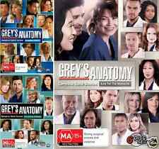 Grey's Anatomy Season 8, 9 & 10 : NEW DVD