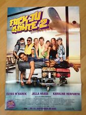 Filmposter * Kinoplakat * A1 * Fack ju Göhte 2 * 2015 * Bora Dagtekin
