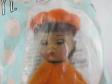 "Madame Alexander Doll 5"" McDonalds, #5 Halloween Pumpkin Costume, Orange, 2003"