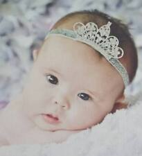 Tiara Headband,Rhinestone Princess,Newborn Baby Toddler,GIRL