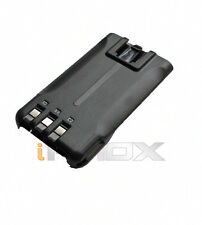KNB-63L KNB-65L Battery for KENWOOD TH-K20A/K20E TH-K40A/K40E Radio With Clip
