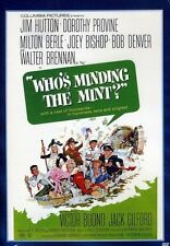 Who's Minding The Mint?  (DVD Movie )