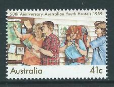 AUSTRALIA SG1219 1989 YOUTH HOSTELS   MNH