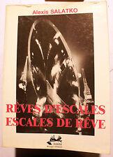 NORMANDIE/CHERBOURG/A.SALATKO/REVES D ESCALE.../ED ISOETE/1988/PHOTOS/UKRAINE