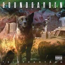 Soundgarden - Telephantasm Deluxe Edition 2CD + DVD Digipak