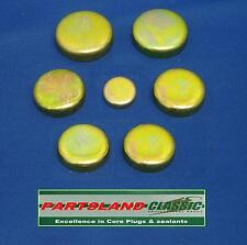 """Freeze Cup Core Plug Plated 1.535"""" 39mm - 1.850"""" 47mm"""