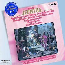 Handel: Jephtha /Lynne Dawson, Ruth Holton, Michael Chance, Elliot Gardiner CD