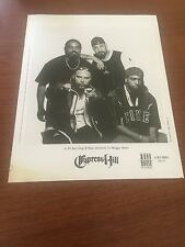 Cypress Hill 8 x 10 Original Press Photo 1998 Ruff House Records