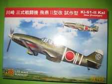 KAWASAKI KI-61 II - KAI BY RS MODEL 1/72 - REF.92105