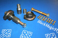 "Hi-Lockup LV Balljoint 2"" Tall, Metric GM Lowrider Black Magic Hydraulics"