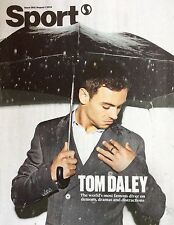 TOM DALEY London Sport Magazine Clipping August 2014 *Olympic Games Diving Gay