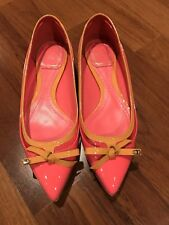 NEW Christian Dior flat ballerina shoes, Size EU 36.5
