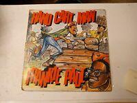 Frankie Paul – Hand Cart Man - Vinyl LP 1987
