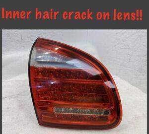 2011 2012 2013 2014 Porsche Cayenne Tail Light Inner Lid Lamp OEM Driver 7P59450
