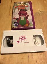 Barney- Barney's Imagination Island, VHS Tape