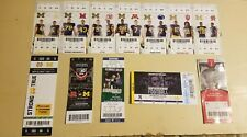 2014 Michigan Wolverines Football Ticket Set
