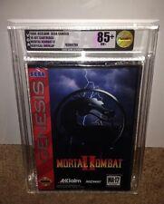 Mortal Kombat II VGA 85+ GOLD! NEW SEALED V-LAP MINT! Sega Genesis (1994) RARE!