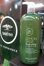 Paul Mitchell Tea Tree Lemon Sage Thickening Conditioner 33.8 OZ 1 LT