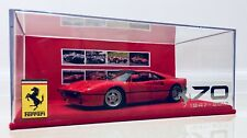 1:18 Ferrari 288 GTO Red Hotwheels Elite 70th Anniversary Special Edition!