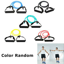 1pc Resistance Band Fitness Exercise Latex Band Yoga Stretching Tension Rope