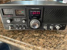 Realistic DX-302 Shortwave Radio, Fully Working, Aligned On Pro RF Test Bench.
