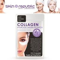 Skin Republic Collagen Hydrogel Under Eye Patch Anti Wrinkle Intensive Treatment