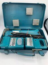 Makita DA3000D 10mm 7.2V DC 700RPM Cordless Angle Drill in case chuck battery