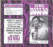 KHJ 93 Boss 30 Radio Survey - No. 176 - November 13, 1968