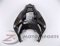 Ducati 848 1098 1198 Rear Upper Tail Driver Seat Cover Fairing Cowl Carbon Fiber
