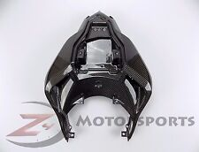 Ducati 848 1098 1198 Rear Upper Seat Tail Cowl Fairing 100% Carbon Fiber Glossy