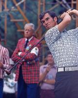 American Golfer HUBERT GREEN Glossy 8x10 Photo Golf Print Poster Masters US Open