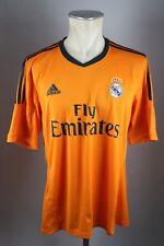 Real Madrid Trikot Gr. L 2013-14 Third Adidas jersey Spanien Emirates Shirt