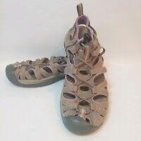 Womens Keen Lavender Hiking Sandal Size 9.5