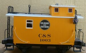 LGB C&S Colorado and Southern Caboose