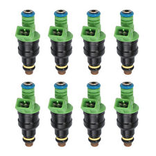 8* Fuel Injectors 42lbs EV1 For GM Ford Mustang SOHC DOHC 0280150558 0280155968