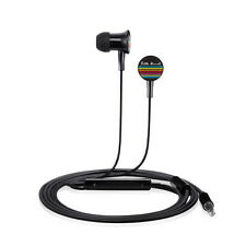 Little Marcel branded Hi-quality in-ear headphones with smart mic