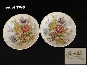 Johnson Brothers Sheraton 2 DESSERT BOWLs SET of TWO (AS-IS) have more items
