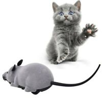 Pet Cat Remote Control Mock Fake Rat Mouse Mice RC Funny Toy Prank Joke Trick