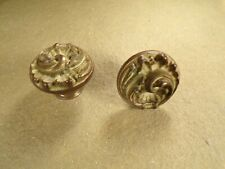 2 Vintage Dresser Drawer Pull Antique Furniture Hardware