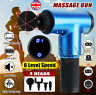 Massage Gun Percussion Massager Muscle Vibration Relaxing Therapy Deep Tissue X*