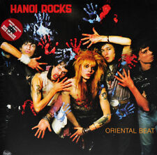 Hanoi Rocks ORIENTAL BEAT 2nd Album LIMITED Gatefold NEW RED COLORED VINYL LP