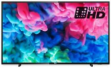 Philips 55PUS6503 55 Inch 4K Ultra HD HDR Freeview Play Smart WiFi LED TV Black.